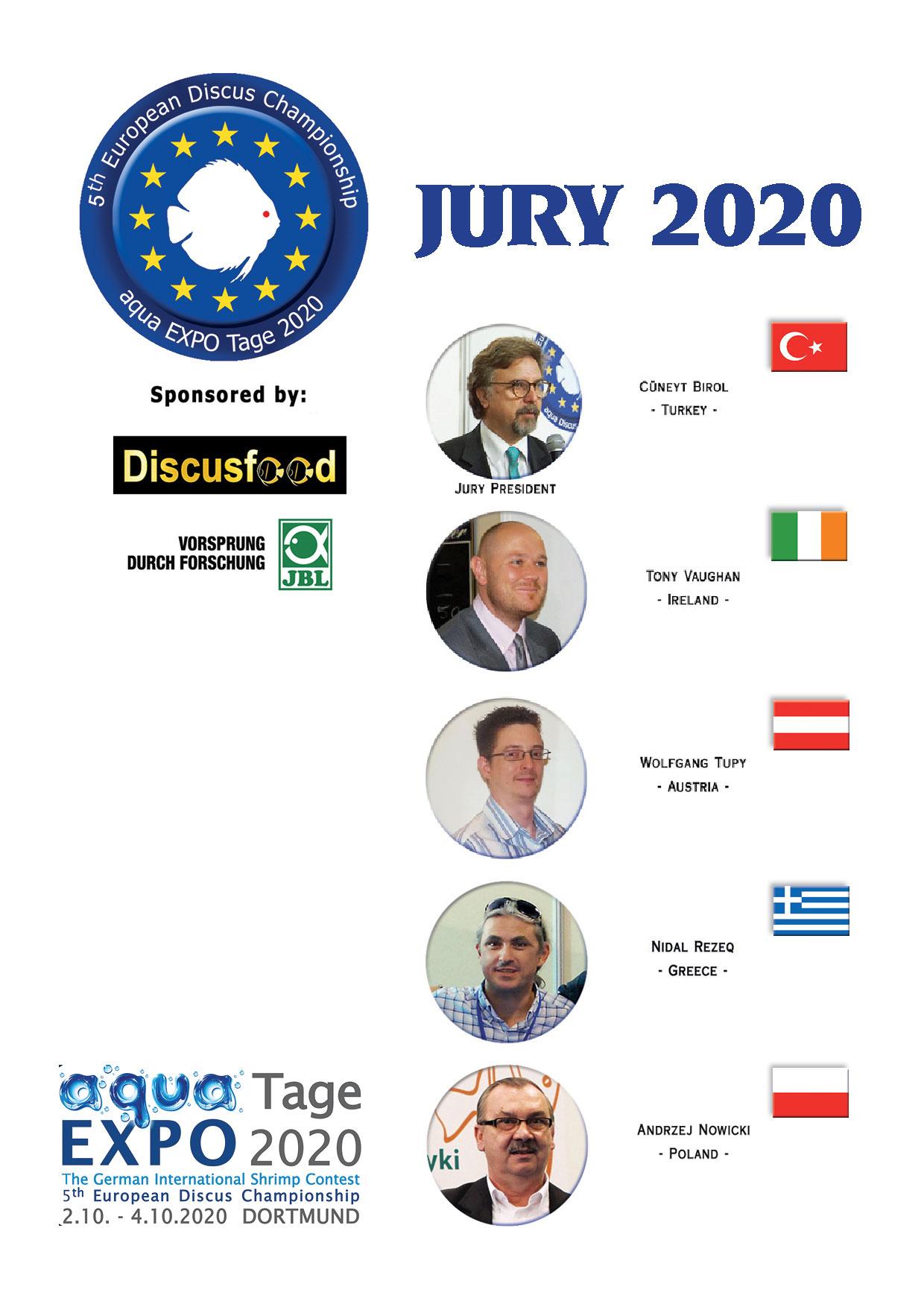 Jury - European Discus Championship